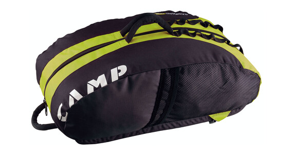 Camp Rox Rope Bag 40l green/black